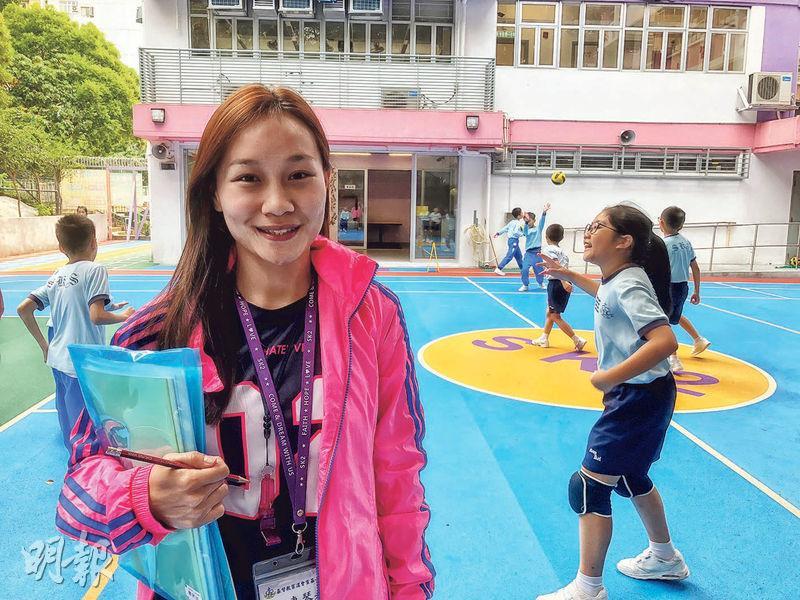 熱血老師「時限學校」開陸運會 珍惜9年時間 讓孩子快樂奔跑